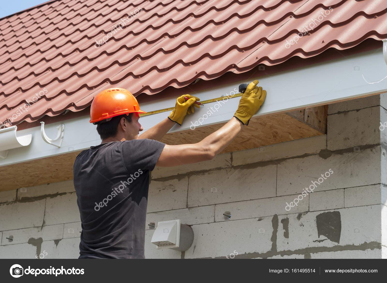 Comment installer une gouttière ?